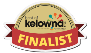 Best of Kelowna 2019 Finalist